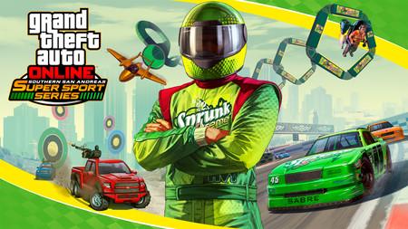 Rockstar apuesta fuerte por GTA Online con las Super Sport Series. ¡Una nueva temporada de actualizaciones!