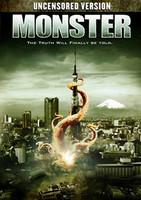 Tráiler y póster de 'Monster', la película que imita a 'Cloverfield'