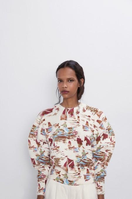 Jersey Zara Otono 2019 13