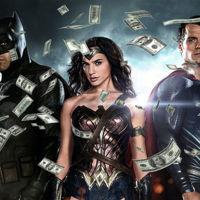 'Batman v Superman' funciona peor de lo esperado en taquilla: no llegará a los 1.000 millones de dólares