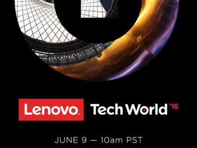 Sigue con nosotros el Lenovo Tech World 2016, la revelación del nuevo Moto Z y Project Tango