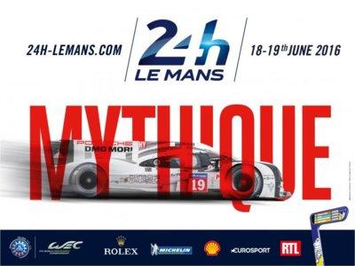 ¡60 coches para las 24 Horas de Le Mans 2016!