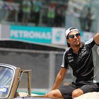 Sergio Pérez mueve ficha y renueva con Force India