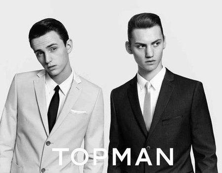 Topman nos adelanta algunas imágenes de su campaña Primavera-Verano 2012
