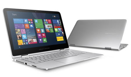 Hp Spectre X360 Notebook Mode