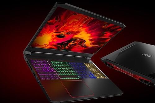 El Acer Nitro 5 a precio chollo en Amazon, un portátil gaming barato con RTX 2060 y 16GB de RAM a 799 euros