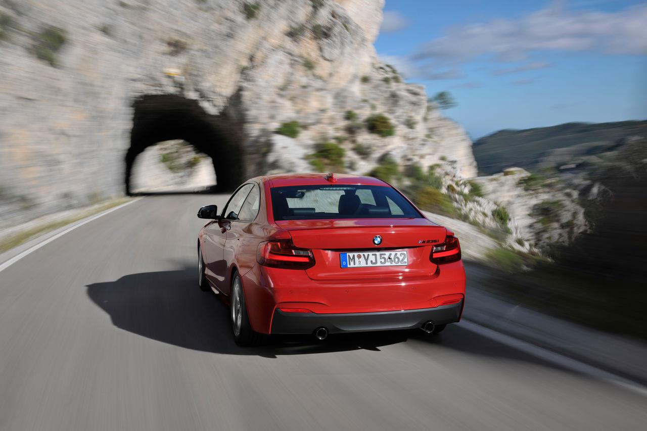 Foto de BMW Serie 2 Coupé (2/55)