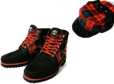 Timberland by Kinetic, una bota diferente
