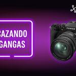Fujifilm X-T4, Canon EOS 850D, Apple iPhone 12 y más cámaras, móviles, ópticas y accesorios al mejor precio en el Cazando Gangas