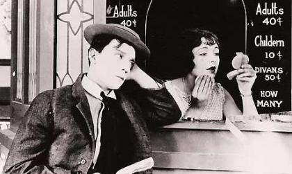 Buster Keaton está en venta