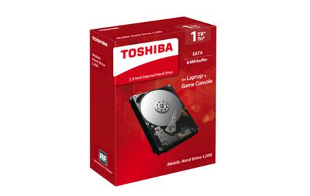 Toshiba lanza un disco duro de 500 GB por 50 euros como alternativa a los SSD