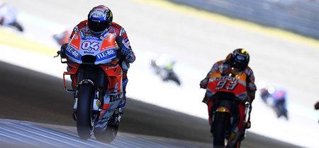 """Ducati no quiere a Marc Márquez: """"Estamos siguiendo a un chico de Moto3 con muchas posibilidades en MotoGP"""""""