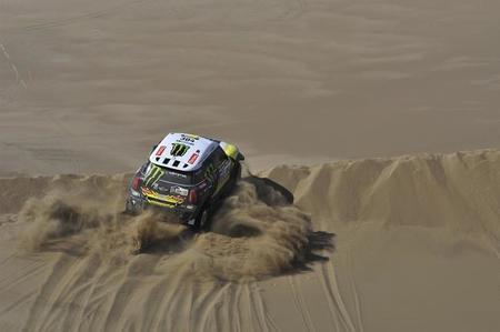 Desvelada la lista de inscritos del Dakar 2015
