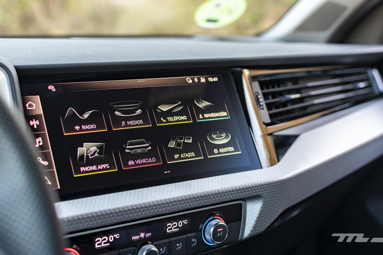Foto de Audi A1 Citycarver 2020 prueba (7/39)
