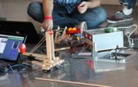 Construyendo un robot con impresoras 3D en 24 horas: visitamos el evento AESS Bot de Barcelona