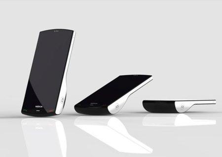 Nokia Kinetic: un teléfono con vida propia cuando te llaman