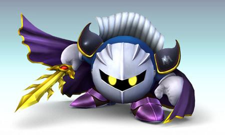 Meta Knight en Super Smash Bros. Brawl