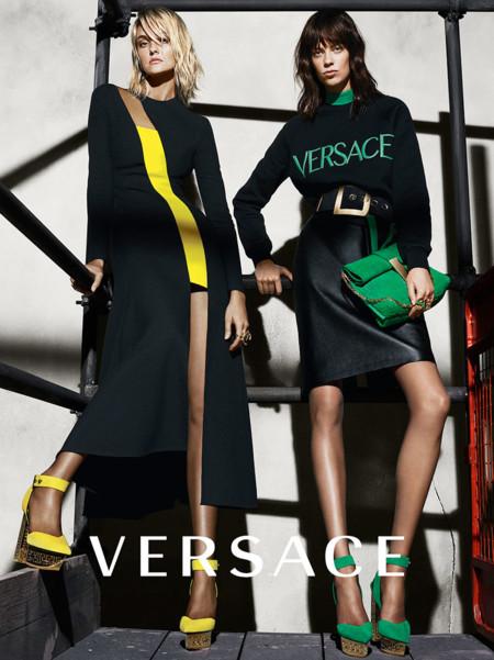 Versace Campana Otono Invierno 2015 2016 2