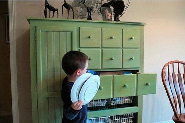 10 consejos para incrementar la seguridad en la cocina - Cocina ninos ...