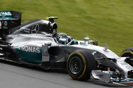 Nico Rosberg pole en Canadá. Lewis Hamilton se queda a las puertas