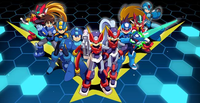 Mega Man Aniversario