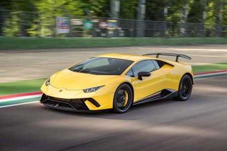 Record De Produccion Lamborghini Huracan 1