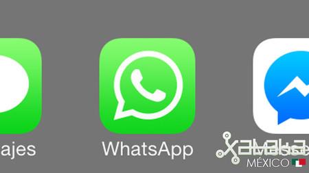 WhatsApp para iPhone se actualiza con una nueva interfaz para iOS 7