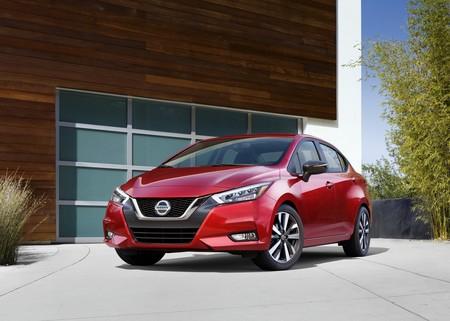 Nissan Versa 2020 6