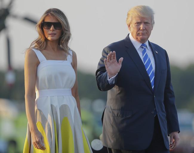 """Delpozo se ha convertido en la firma española más """"cool"""" del momento gracias a Michelle Obama, Melania Trump y Doña Letizia"""