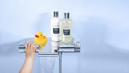 Cinco consejos para un cuarto de baño adaptado para los niños