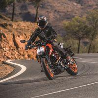 KTM podría estar cocinando cinco motos para el carné A2 con un motor bicilíndrico de 490 cc