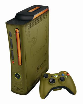 Xbox 360 edición especial Halo 3, en Septiembre