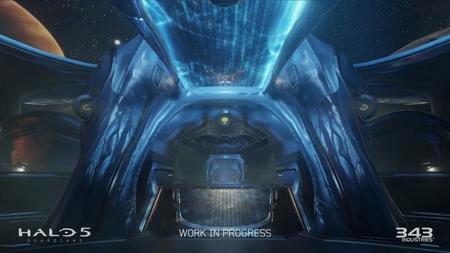 Halo 5: Guardians - filtran el primer gameplay del modo multijugador (ACT)