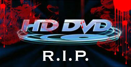 Se acabó la guerra de los formatos. Toshiba abandona el HD-DVD