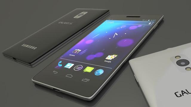 Imagen conceptual del hipotético Samsung Galaxy S IV