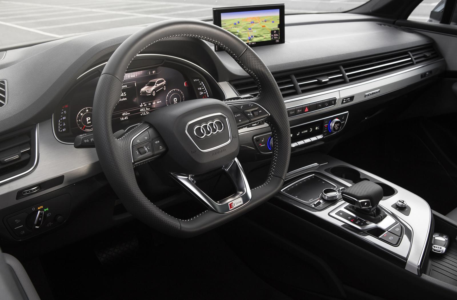 Foto de Audi Q7 3.0 TDI Ultra (prueba) (34/39)