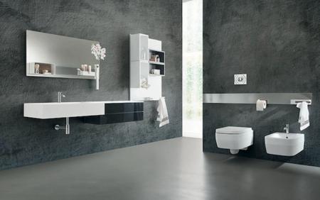 Un cuarto de baño que te atraerá con su magnetismo