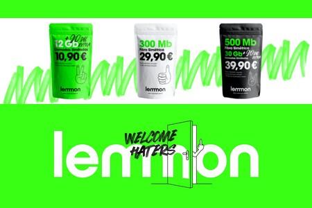 Lemonvil se transforma en Lemmon y estrena nuevas tarifas, más dirigidas a liderar los combinados de fibra y móvil