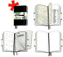 Cuadernos de viaje Moleskine