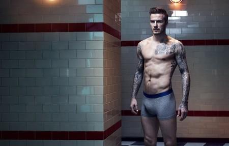 ¡Aleluya! Vuelven los calzoncillos que llevan un David Beckham dentro