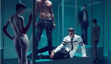 Dsquared2 Otoño-Invierno 2010-2011, una campaña con mucho erotismo