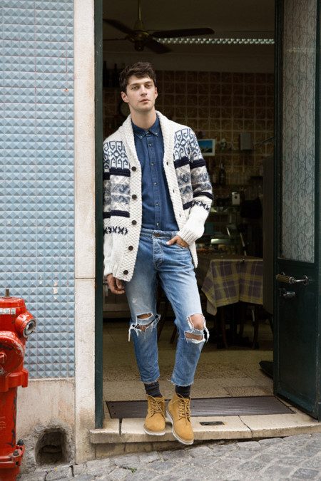 Pull and Bear otoño 2015:los mejores looks para deambular con estilo