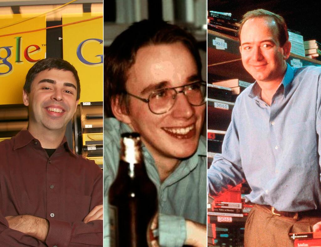 Cuando los multimillonarios pedían ayuda en foros: así fueron los míticos mensajes de Larry Page, Linus Torvalds o Jeff Bezos