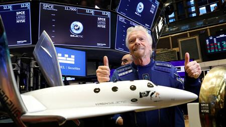 Richard Branson será el primer millonario en viajar al espacio, antes que  Jeff Bezos: Virgin Galactic confirma vuelo el 11 de julio