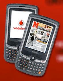 Una versión reducida de 'Marca' en el móvil