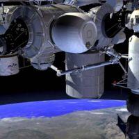 La NASA va a probar un módulo inflable en la estación espacial internacional
