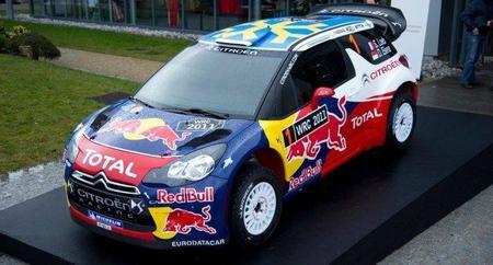 Citroën presenta su equipo para la temporada