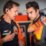 """Dani Pedrosa comienza su trabajo con KTM y en Yamaha no le añoran: """"de ficharle nos habría traído problemas"""""""