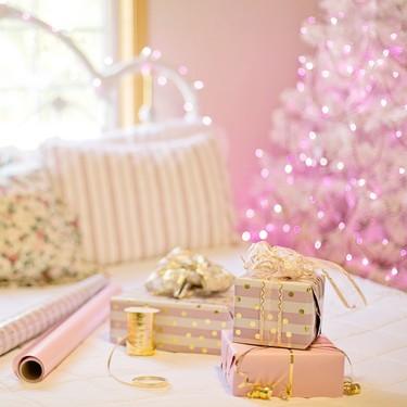 17 inspiradores dormitorios especialmente decorados para Navidad