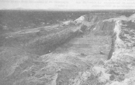 Excavacion De La Piedrera